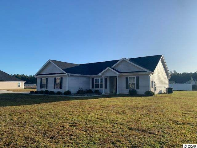 254 Macarthur Dr., Conway, SC 29527 (MLS #2023725) :: Garden City Realty, Inc.