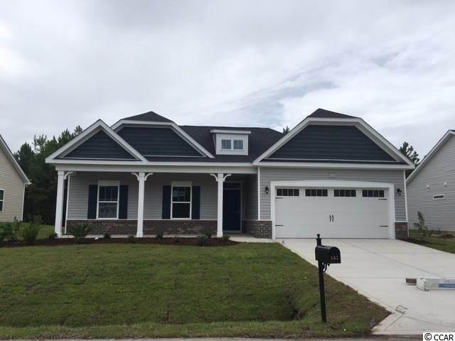 387 Dunbarton Ln., Conway, SC 29526 (MLS #2023800) :: Armand R Roux | Real Estate Buy The Coast LLC