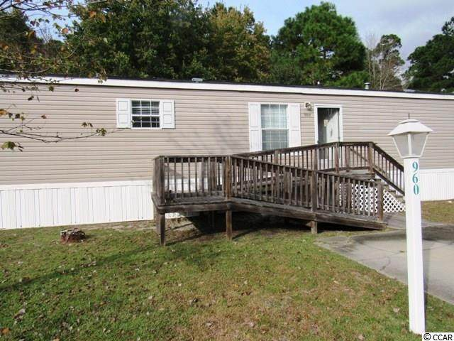 960 Jamestown Rd., Conway, SC 29526 (MLS #2024141) :: Coastal Tides Realty