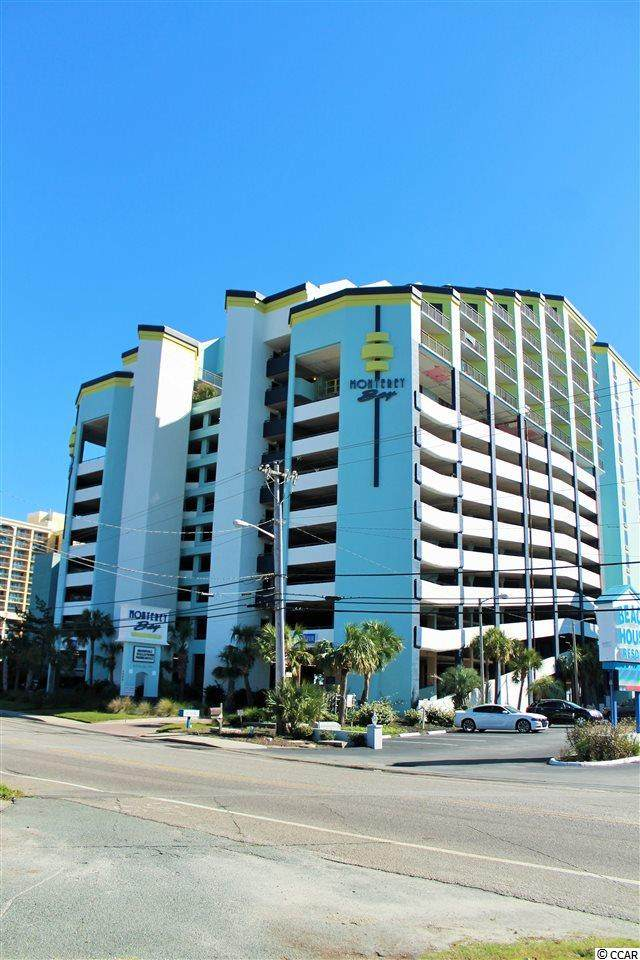 6804 Ocean Blvd. N #923, Myrtle Beach, SC 29572 (MLS #2024684) :: Armand R Roux | Real Estate Buy The Coast LLC