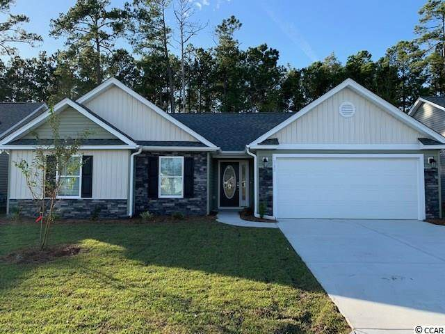 124 Sage Circle, Little River, SC 29566 (MLS #2024897) :: The Hoffman Group