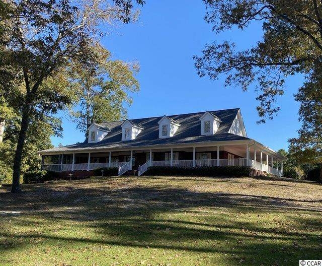 539 Lake City Hwy., Johnsonville, SC 29555 (MLS #2025057) :: Coldwell Banker Sea Coast Advantage