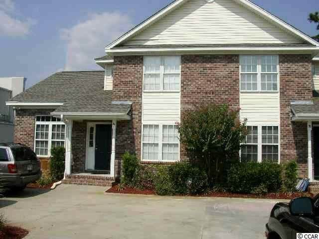 408 72nd Ave. N 408 A, Myrtle Beach, SC 29572 (MLS #2025120) :: The Litchfield Company