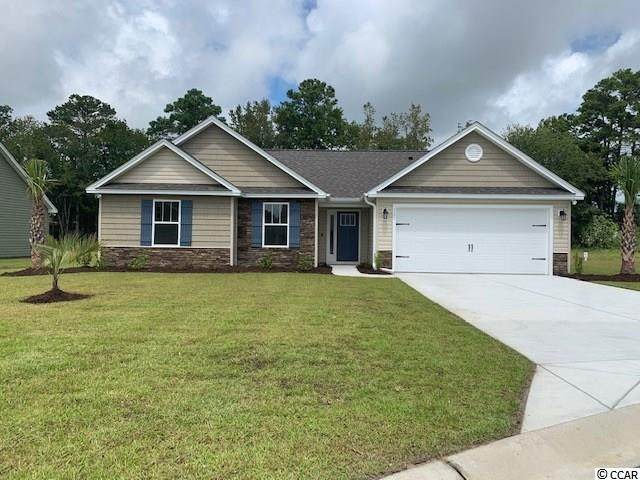 268 Sage Circle, Little River, SC 29566 (MLS #2025428) :: The Greg Sisson Team