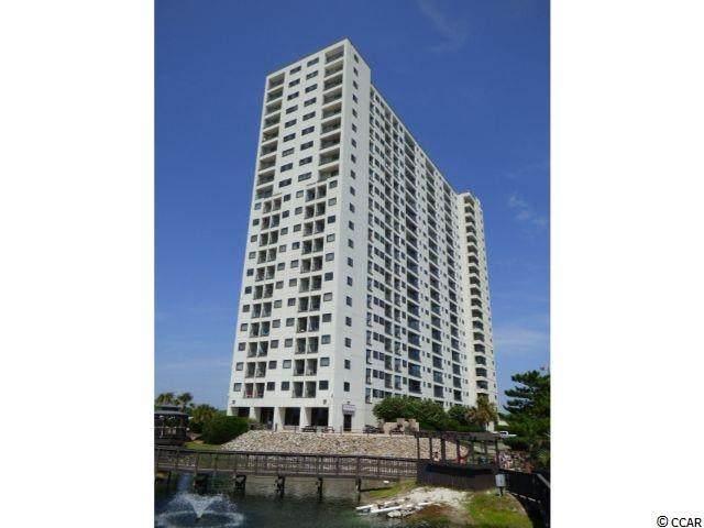 5905 S Kings Hwy. 2011-C, Myrtle Beach, SC 29575 (MLS #2025430) :: The Litchfield Company