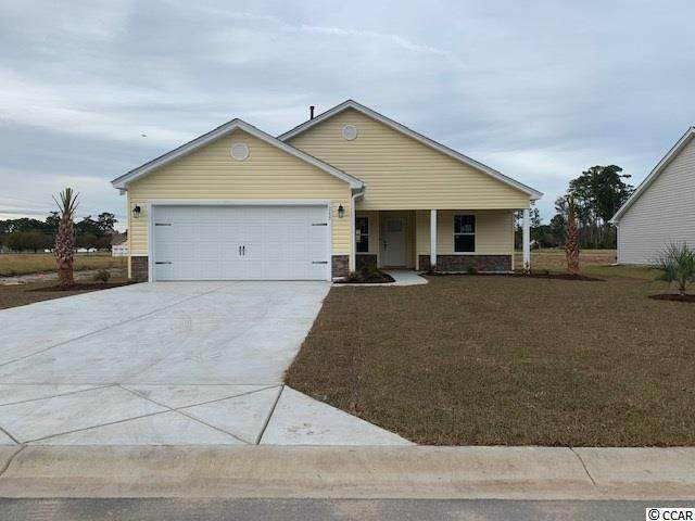 132 Sage Circle, Little River, SC 29566 (MLS #2025444) :: Coldwell Banker Sea Coast Advantage