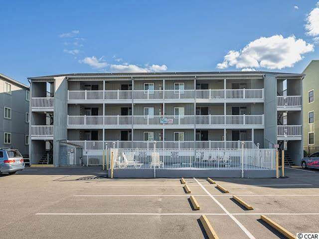 805 S Ocean Blvd. D-2, North Myrtle Beach, SC 29582 (MLS #2025452) :: Coastal Tides Realty