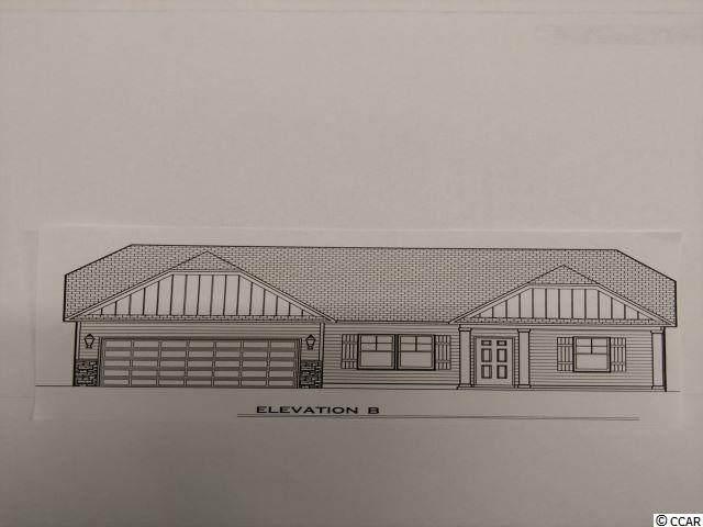 528 Hillsborough Dr., Conway, SC 29526 (MLS #2025781) :: James W. Smith Real Estate Co.