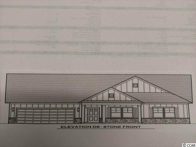 240 Hillsborough Dr., Conway, SC 29526 (MLS #2025791) :: James W. Smith Real Estate Co.