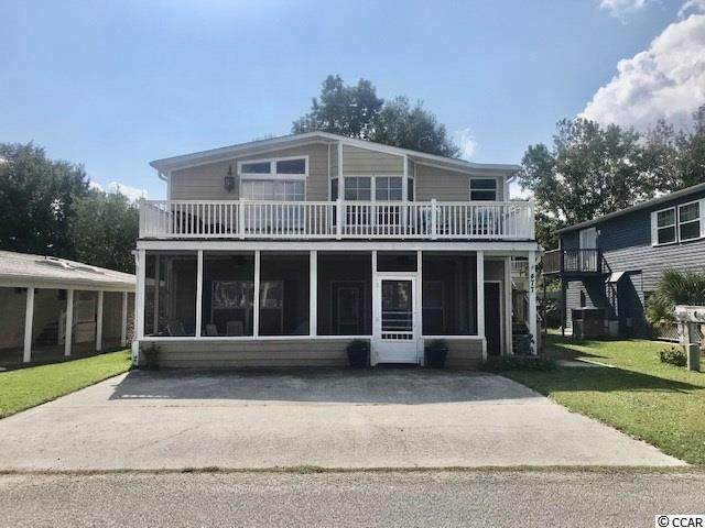 477 Oceanside Dr., Surfside Beach, SC 29575 (MLS #2026560) :: Duncan Group Properties
