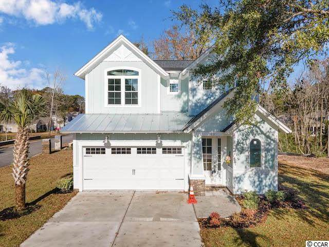 913 Inlet View Dr., North Myrtle Beach, SC 29582 (MLS #2026627) :: The Litchfield Company