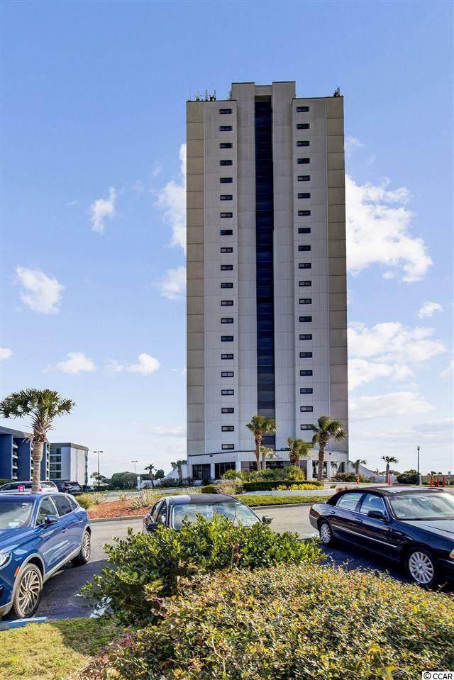 5905 Highway 17 South #1808, Myrtle Beach, SC 29575 (MLS #2026703) :: Duncan Group Properties