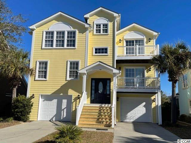 4033 Captiva Row, Myrtle Beach, SC 29579 (MLS #2026728) :: Coastal Tides Realty