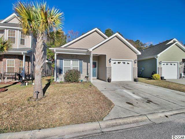 284 Palm Cove Circle, Myrtle Beach, SC 29588 (MLS #2100064) :: The Litchfield Company