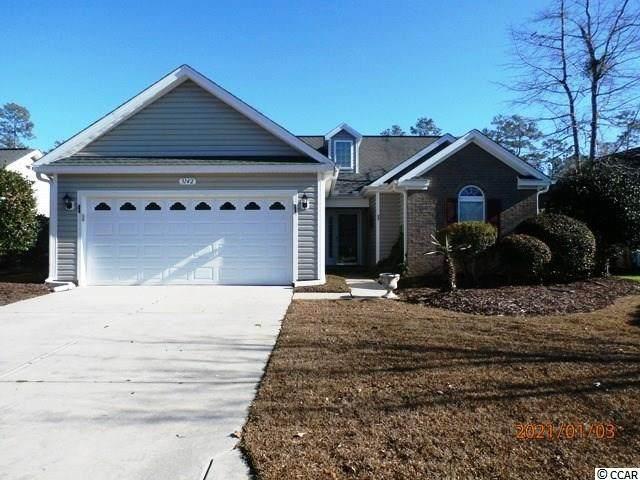 3142 Shorecrest Bay Dr., Murrells Inlet, SC 29576 (MLS #2100112) :: James W. Smith Real Estate Co.