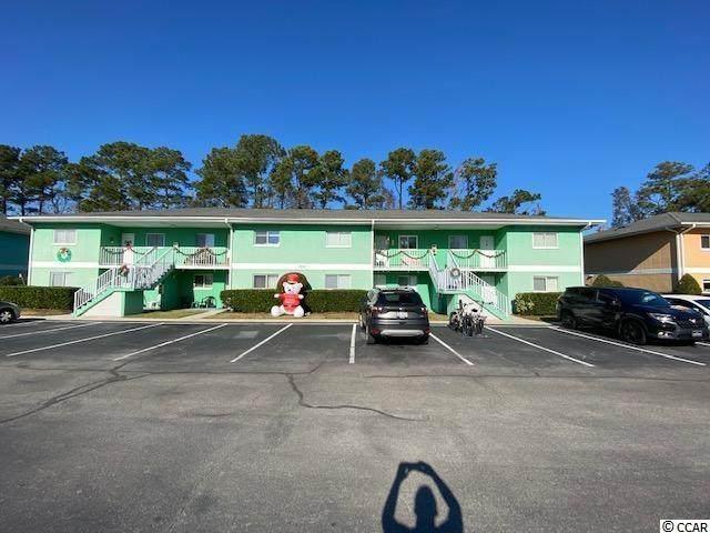 1200 Fifth Ave. N #1108, Surfside Beach, SC 29575 (MLS #2100157) :: Hawkeye Realty