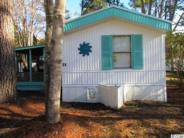 25 Spinnaker Ln., Garden City Beach, SC 29576 (MLS #2100412) :: Jerry Pinkas Real Estate Experts, Inc