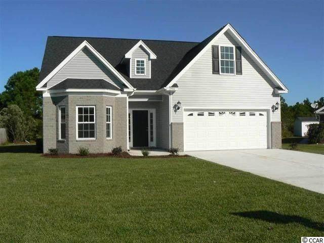 415 Pomo Dr., Myrtle Beach, SC 29579 (MLS #2100413) :: Armand R Roux | Real Estate Buy The Coast LLC
