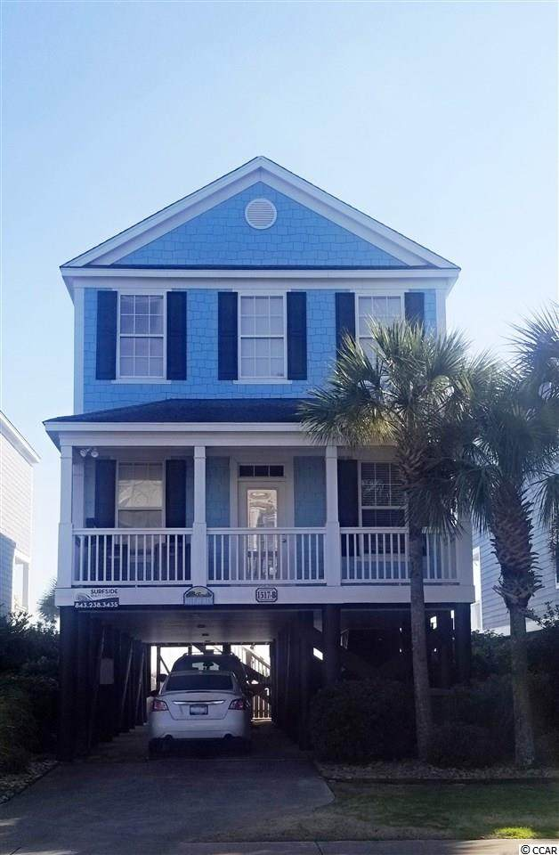 1517B N Ocean Blvd., Surfside Beach, SC 29575 (MLS #2100577) :: Dunes Realty Sales