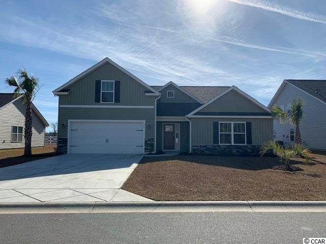 140 Sage Circle, Little River, SC 29566 (MLS #2100589) :: The Greg Sisson Team