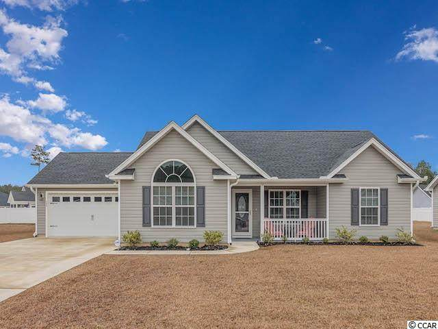 480 Oakham Dr., Conway, SC 29527 (MLS #2100730) :: The Hoffman Group