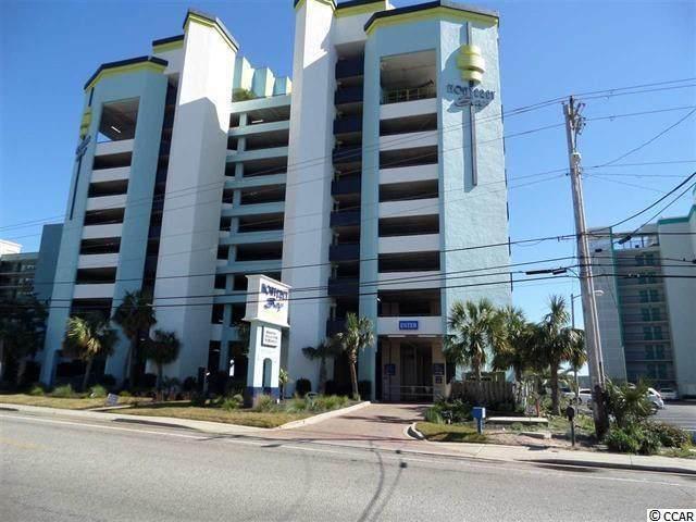 6804 N Ocean Blvd. #733, Myrtle Beach, SC 29572 (MLS #2100762) :: Grand Strand Homes & Land Realty
