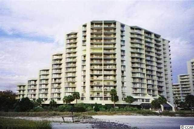 101 Ocean Creek Dr. Nn-6, Myrtle Beach, SC 29572 (MLS #2100772) :: Dunes Realty Sales