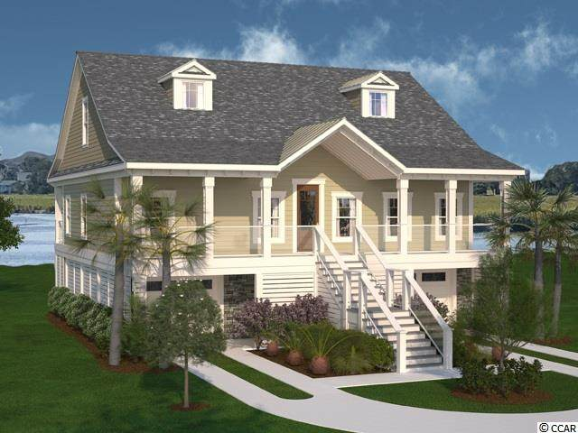 1103 Marsh View Dr., North Myrtle Beach, SC 29582 (MLS #2100842) :: Jerry Pinkas Real Estate Experts, Inc
