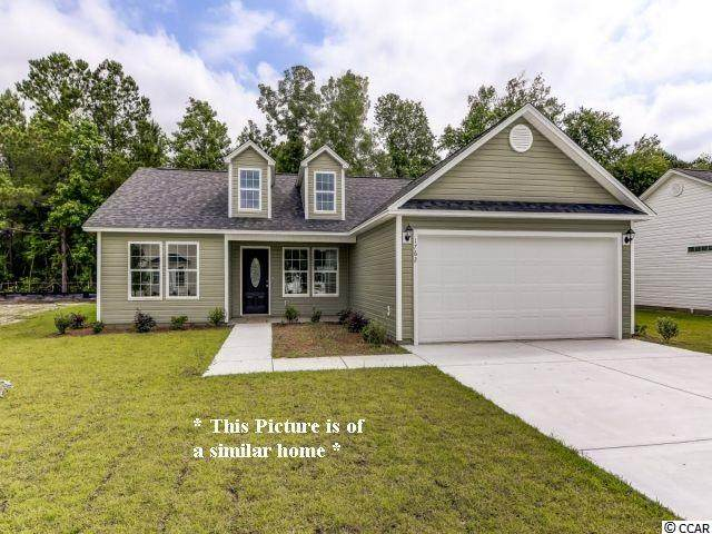 1580 Heirloom Dr., Conway, SC 29527 (MLS #2100882) :: The Litchfield Company