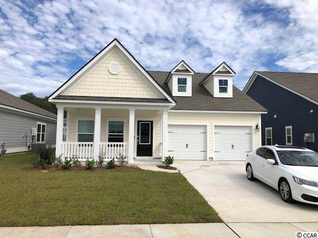 2261 Blue Crane Circle, Myrtle Beach, SC 29577 (MLS #2100991) :: Garden City Realty, Inc.