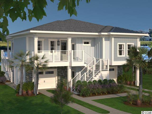 1105 Marsh Cove Ct., North Myrtle Beach, SC 29582 (MLS #2101179) :: Welcome Home Realty