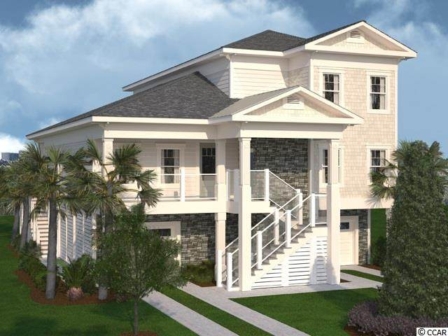 1111 Marsh Cove Ct., North Myrtle Beach, SC 29582 (MLS #2101180) :: Welcome Home Realty