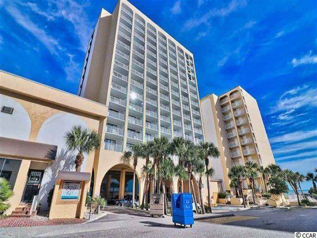 1205 S Ocean Blvd. S #50404, Myrtle Beach, SC 29577 (MLS #2101416) :: Right Find Homes