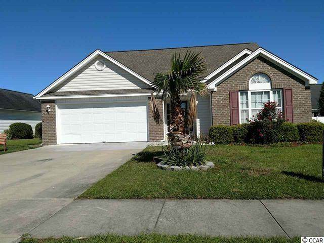 5107 Capulet Circle, Myrtle Beach, SC 29588 (MLS #2101480) :: Coastal Tides Realty
