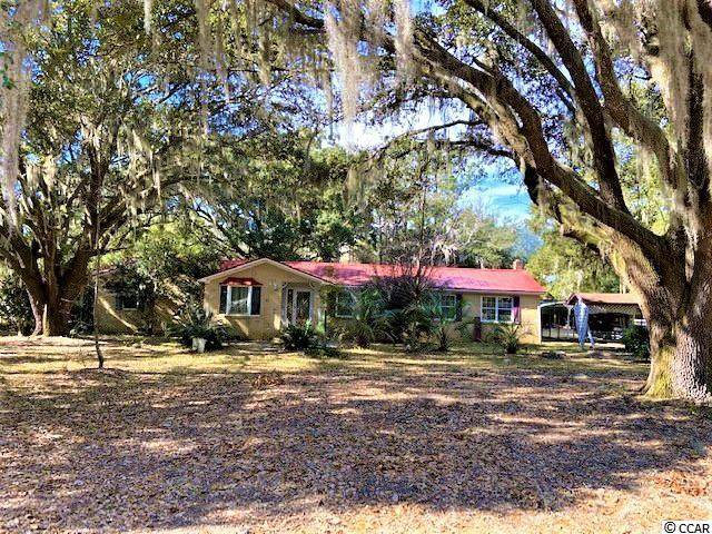 11898 South Fraser St., Georgetown, SC 29440 (MLS #2101816) :: The Litchfield Company