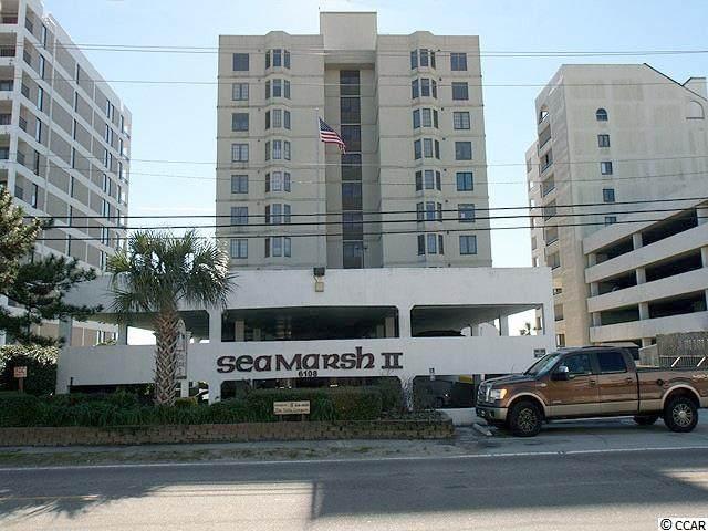 6108 N Ocean Blvd. #302, North Myrtle Beach, SC 29582 (MLS #2102183) :: Jerry Pinkas Real Estate Experts, Inc