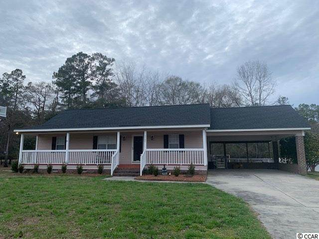 3580 Steamer Trace Rd., Conway, SC 29527 (MLS #2102265) :: Leonard, Call at Kingston