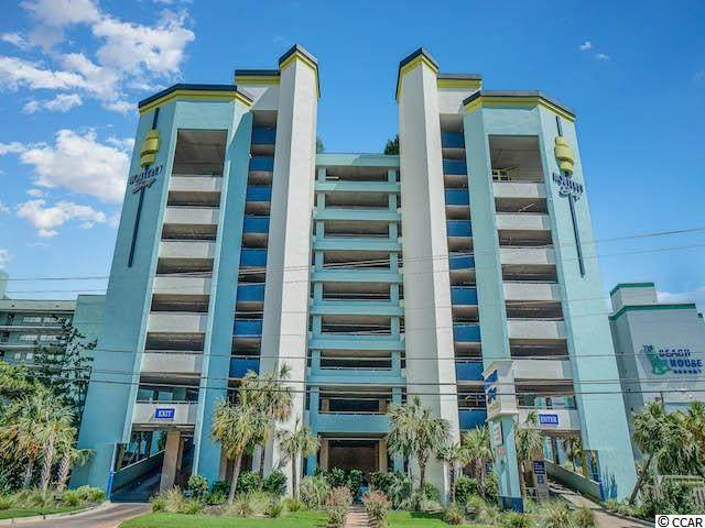 6804 N Ocean Blvd. #1007, Myrtle Beach, SC 29572 (MLS #2102382) :: Surfside Realty Company