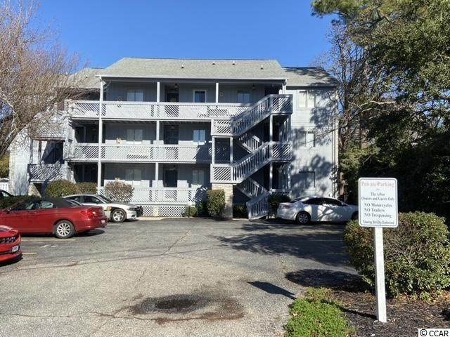 312 69th Ave. N #203, Myrtle Beach, SC 29572 (MLS #2102671) :: Jerry Pinkas Real Estate Experts, Inc