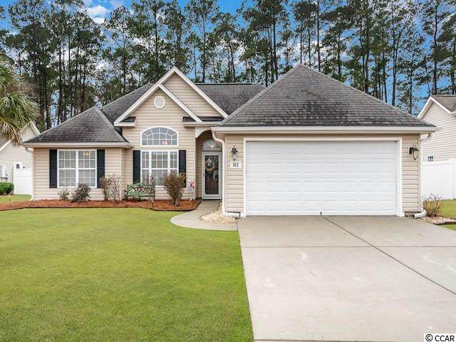 812 Dunoway Ct., Myrtle Beach, SC 29588 (MLS #2103069) :: Armand R Roux | Real Estate Buy The Coast LLC