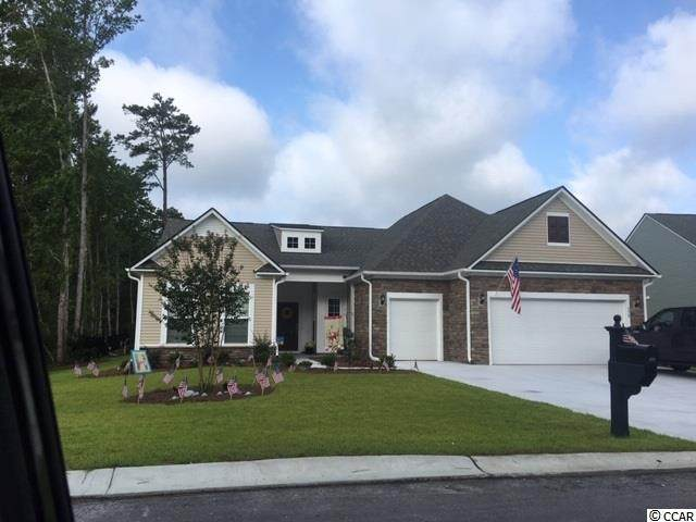 519 Trestle Way, Conway, SC 29526 (MLS #2103241) :: Leonard, Call at Kingston