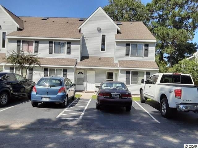 500 Fairway Village Dr. 5-B, Myrtle Beach, SC 29588 (MLS #2103257) :: Team Amanda & Co