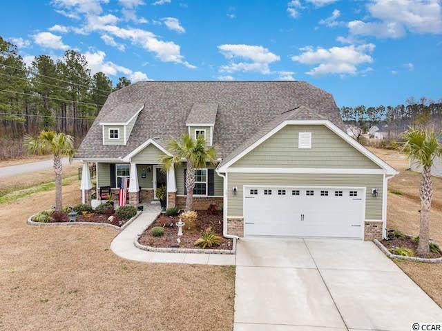 101 Chestnut Estates Rd., Longs, SC 29568 (MLS #2103819) :: The Litchfield Company