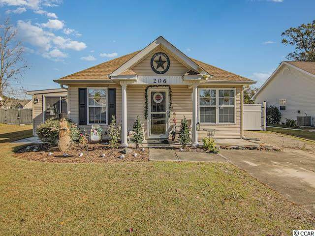 206 Kestrel Ct., Myrtle Beach, SC 29588 (MLS #2103912) :: Garden City Realty, Inc.