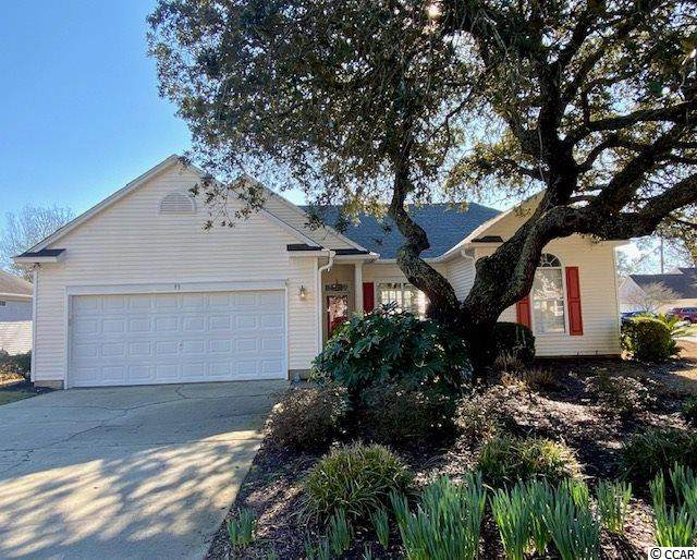 95 Boatmen Dr., Pawleys Island, SC 29585 (MLS #2103939) :: Grand Strand Homes & Land Realty
