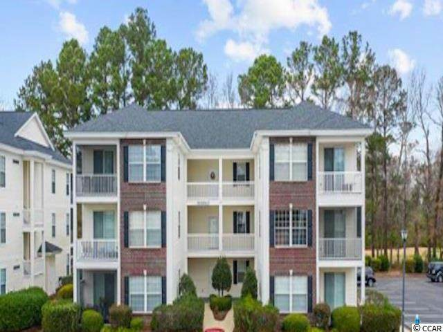 1306 River Oaks Dr. Unit 3-H, Myrtle Beach, SC 29579 (MLS #2104181) :: The Litchfield Company