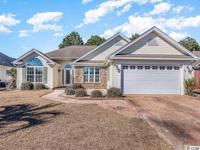 243 Tibton Circle, Myrtle Beach, SC 29588 (MLS #2104303) :: The Hoffman Group