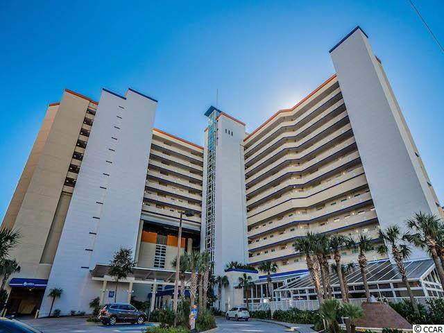 5300 N Ocean Blvd. #1110, Myrtle Beach, SC 29577 (MLS #2104306) :: Dunes Realty Sales