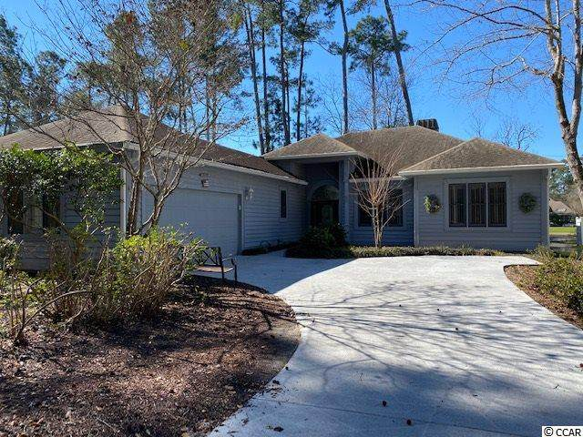 1818 Topsail Ln., North Myrtle Beach, SC 29582 (MLS #2104509) :: The Lachicotte Company