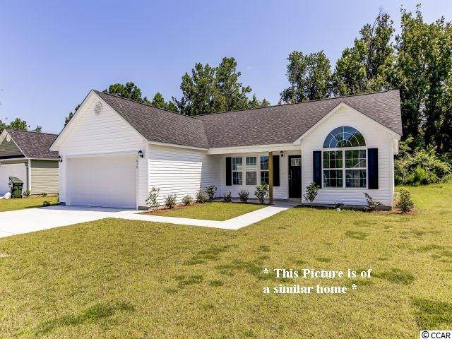1557 Heirloom Dr., Conway, SC 29527 (MLS #2104706) :: The Litchfield Company